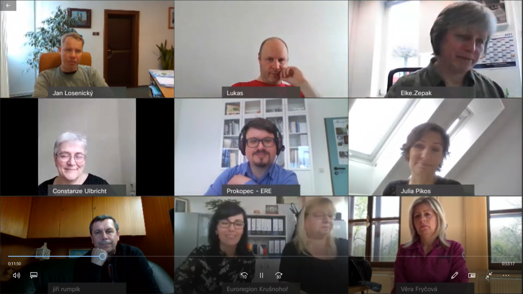Komise pro kulturu a mládež zakončila videokonferenční týden zasedání odborných komisí
